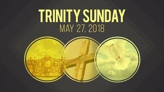 Download Weekly Catholic Gospel Reflection For May 27, 2018 Video