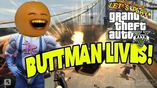 Download Annoying Orange - GTA V: BUTTMAN LIVES!!! Video