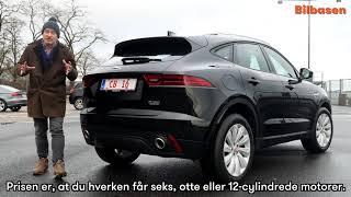 Download Helt gak: Jaguar E-Pace koster det samme som en Passat Video