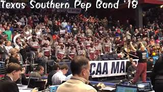 Download Texas Southern University Pep Band (2018) NCAA Tournament Video