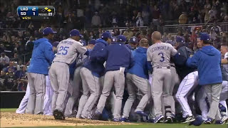 Download MLB   CHARGING THE MOUND! BRUTAL FIGHTS!   1080p HD Video