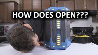 Download Intel Space Capsule Unboxing! Video