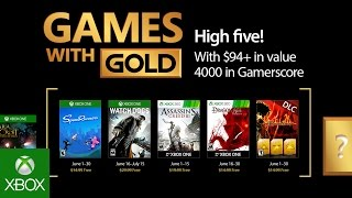 Download Xbox - June 2017 Games with Gold Video