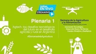 Download Agtech: los desafios tecnológicos del futuro en el desarrollo agricola y rural en Argentina Video