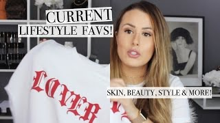 Download CURRENT LIFESTYLE FAVORITES: MY SKIN MIRACLE PRODUCT, MAKEUP, STYLE & MORE! Video