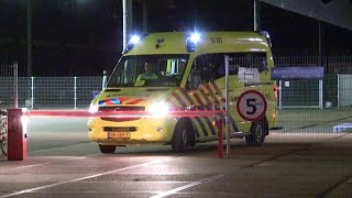 Download Ambulance durft azc niet in Video