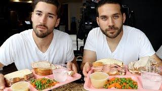 Download PRISON FOOD MUKBANG WITH JEFF WITTEK!! (SURPRISE ENDING) Video