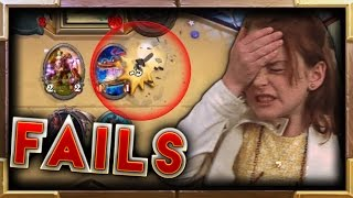 Download MISTAKES and FAIL Moments Ep.25 | Hearthstone Video