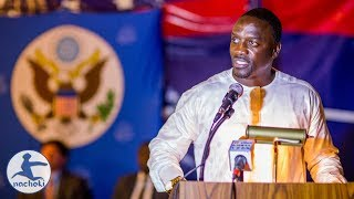 Download Africa's Son Akon Says Africa is Better than America Video