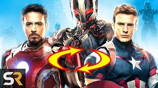 Download Marvel Theory: Have The Avengers Been Stuck In A Time Loop Since Age of Ultron? Video