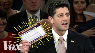 Download Why Republicans failed to fit taxes onto a postcard Video