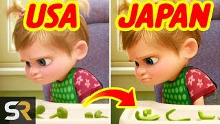 Download 10 Animated Movies That Were Changed In Other Countries Video