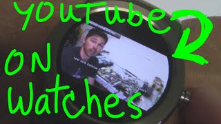 Download How to watch youtube on smartwatch Video