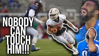 Download Is This The FASTEST Quarterback Ever In High School?!?!- Britain Covey Highlights [Reaction] Video
