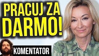 Download Ludzie Chcą Pracować Za Pieniądze - SZOK Martyny Wojciechowskiej Gwiazdy TVN - Komentator Video