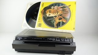 Download Retro tech: The RCA CED Videodisc Video
