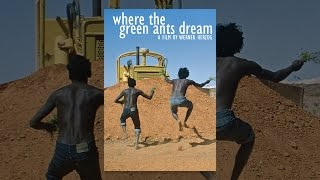 Download Werner Herzog film collection: Where The Green Ants Dream Video
