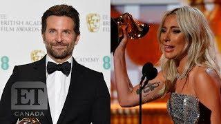 Download Lady Gaga And Bradley Cooper Win Big At Grammys And BAFTAs Video