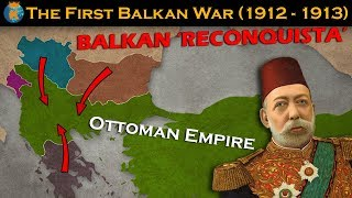 Download The First Balkan War - Explained in 10 minutes Video