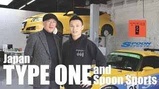 Download Exclusive Visit of Spoon Sports Japan & Type One - Signing their Wall! - PerformanceCars Video