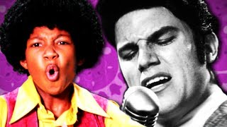 Download Michael Jackson VS Elvis Presley. Epic Rap Battles of History Season 2. Video