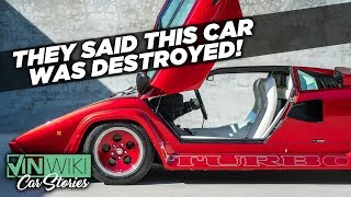 Download I found the missing Countach Turbo Video