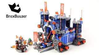 Download Lego Nexo Knights 70317 The Fortrex - Lego Speed build Video