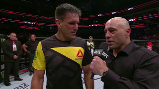 Download UFC 211: Demian Maia Octagon Interview Video