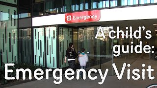Download A child's guide to hospital: Emergency Department Video