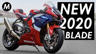 Download NEW 2020 Honda CBR1000RR-R Fireblade and Fireblade SP Announced Video