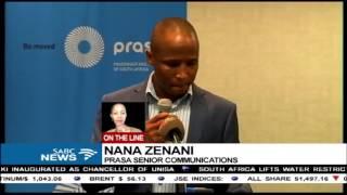 Download PRASA Manager Nana Zenani speaks on CEO Letsoalo's removal Video