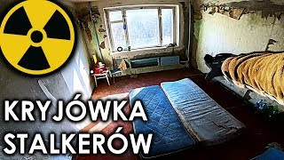 Download KRYJÓWKA STALKERÓW W CZARNOBYLU - PRYPEĆ - Urbex POV Video