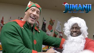 Download JUMANJI: THE NEXT LEVEL - Holiday Theater Surprise Video