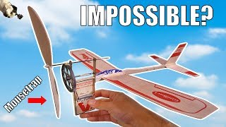Download Mousetrap Powered Airplane?? Video