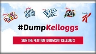 Download WOW KELLOGGS! WHAT THEY DID TO TRUMP VOTERS WILL MAKE YOU QUIT BUYING THEM Video