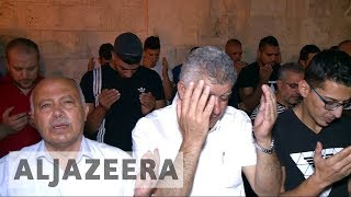 Download Protest calls grow as Israel tightens grip on al-Aqsa Video