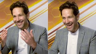 Download Paul Rudd On His Anti Ageing Secret & Being A Meme Video