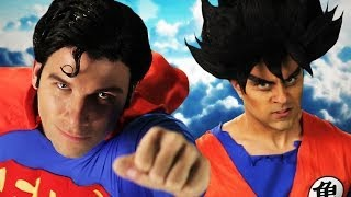 Download Goku vs Superman. Epic Rap Battles of History Season 3. Video