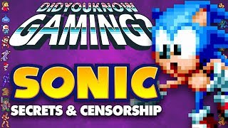Download Sonic Secrets and Censorship - Did You Know Gaming? Feat. Greg Video