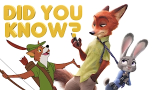 Download Zootopia - Did You Know | 10 Fun Facts About Zootropolis | Zootopia Easter Eggs - MOVIE MISTAKES Video