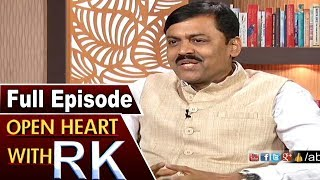 Download BJP MP GVL Narasimha Rao Open Heart With RK | Full Episode | ABN Telugu Video