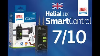 Download JUWEL Aquarium – Set up HeliaLux SmartControl, 7/10, english Video