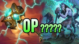 Download THỬ DECK MỚI #20: Val'anyr + Saronite Chain Gang = op ? Video