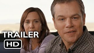 Download Downsizing Official Trailer #1 (2017) Matt Damon, Christoph Waltz Sci-Fi Movie HD Video