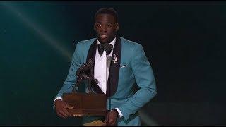 Download NBA Defensive Player Of The Year Draymond Green (Full Speech) | NBA Awards Show 2017 Video