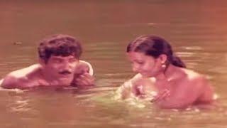 Download ഓർമ പുതുക്കാൻ ഞാനിന്ന് രാത്രി വരും | Malayalam Movie | Balank nair romance in river Video