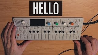 Download OP-1 OS #218 Preset Speedrun Video