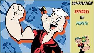Download COMPILATION - LES DESSINS ANIMES POPEYE EN ENTIER FR HD Video