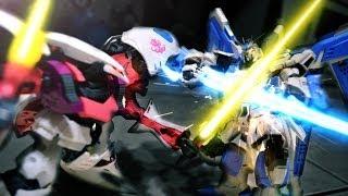Download Gundam stop motion - Toys Battle 鋼彈停格動畫-模型大戰 Video