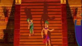 Download El camino hacia el dorado Dreamworks-que duro es ser un dios LATINO Video